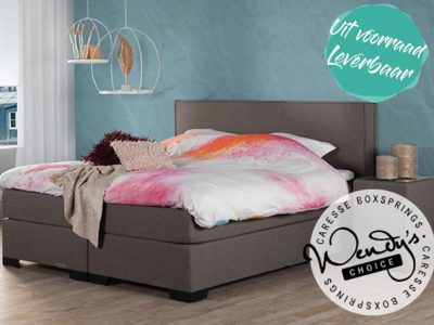 Caresse boxspring 3850 Wendy's choice