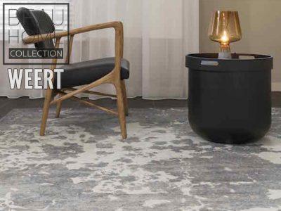 Karpet Sittard Mart Visser berger grijs laagpolig
