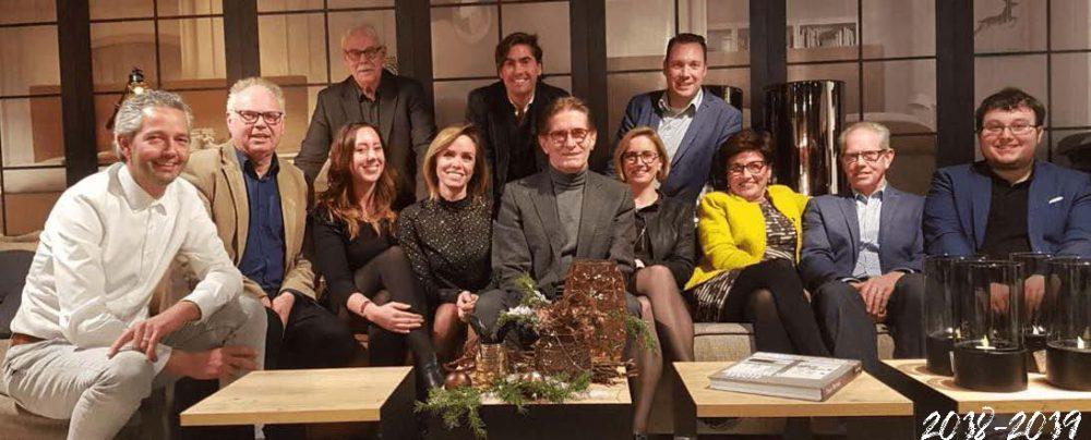 Teamfoto Meubel Nieuwe Stijl 2018-2019