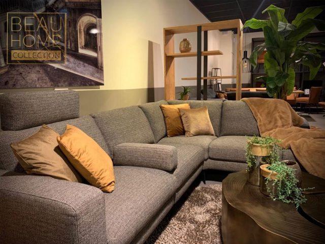 Relaxbank-in-een-grijze-stoffen-kleur-detail